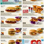 Free Printable Coupons: Mcdonalds Coupons | Fast Food Coupons   Free Online Printable Fast Food Coupons