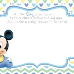 Free Printable Disney Baby Shower Invitations | Baby Shower | Free   Free Printable Baby Shower Invitations For Boys