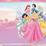 Free Printable Disney Princess Birthday Invitation Templates | 4Th   Disney Princess Birthday Invitations Free Printable