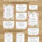 Free Printable Diy Save The Date Postcard | Invitation Inspiration   Free Printable Postcard Invitations Template
