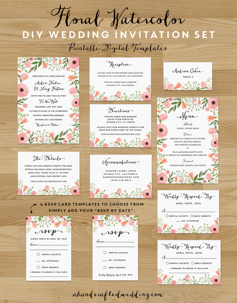 Free Printable Diy Save The Date Postcard | Invitation Inspiration - Free Printable Postcard Invitations Template