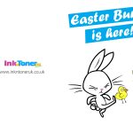 Free Printable Easter Cards | Inkntoneruk Blog   Free Printable Easter Cards