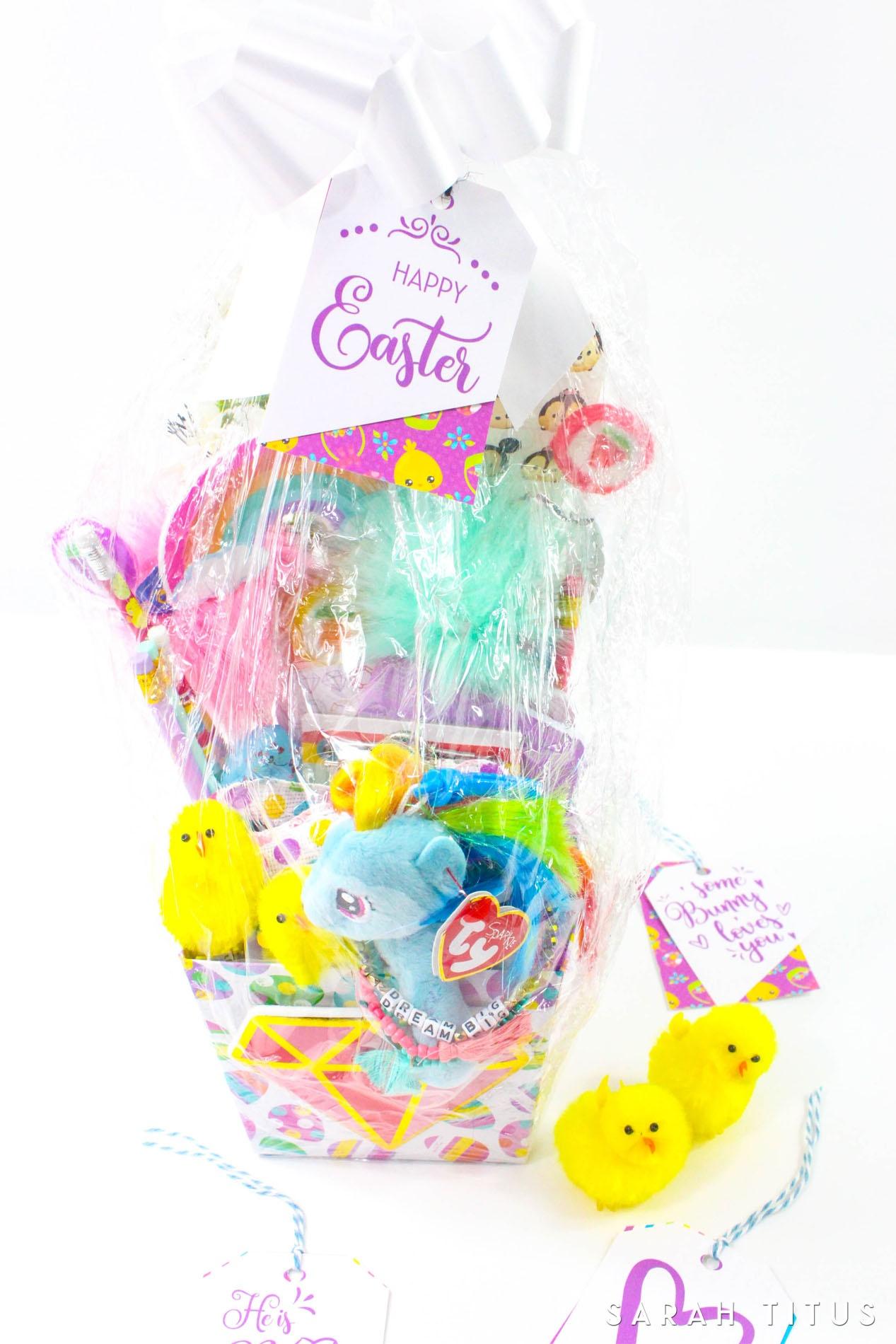 Free Printable Easter Gift Tags - Sarah Titus - Free Printable Easter Card Inserts