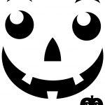 Free Printable Easy Funny Jack O Lantern Face Stencils Patterns   Pumpkin Templates Free Printable