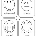 Free Printable Emotion Flash Cards For Your Toddler | Hopes And   Free Printable Pictures Of Emotions