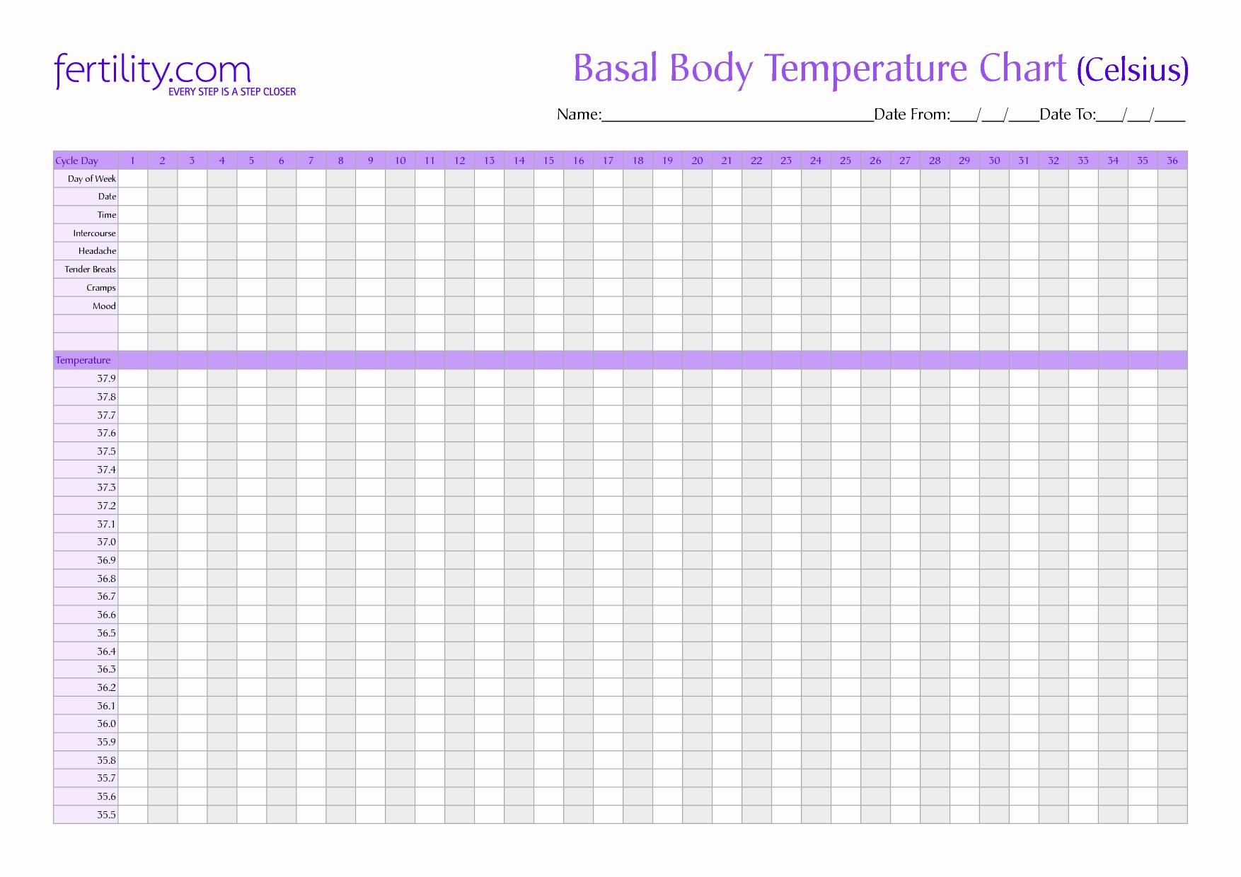 Free Printable Fertility Calendar Search Results For Basal Body - Free Printable Fertility Chart