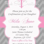 Free Printable First Communion Invitations Free Printable First   Free Printable First Communion Invitation Cards