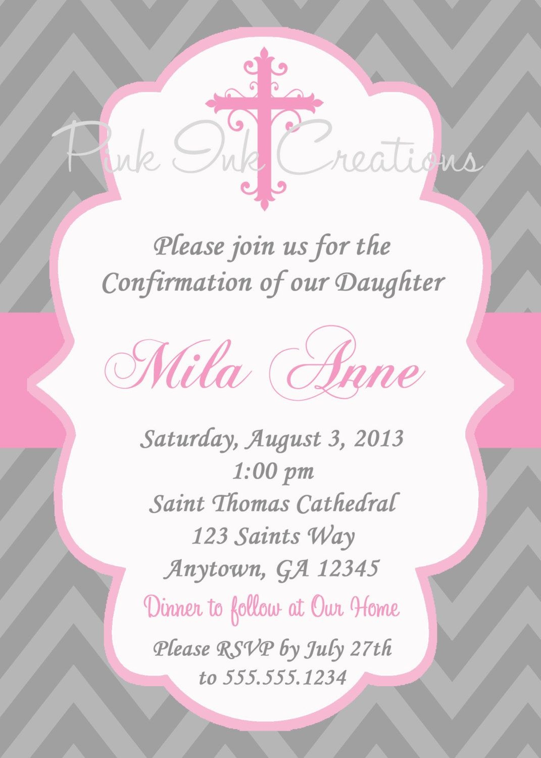 Free Printable First Communion Invitations Free Printable First - Free Printable First Communion Invitation Cards
