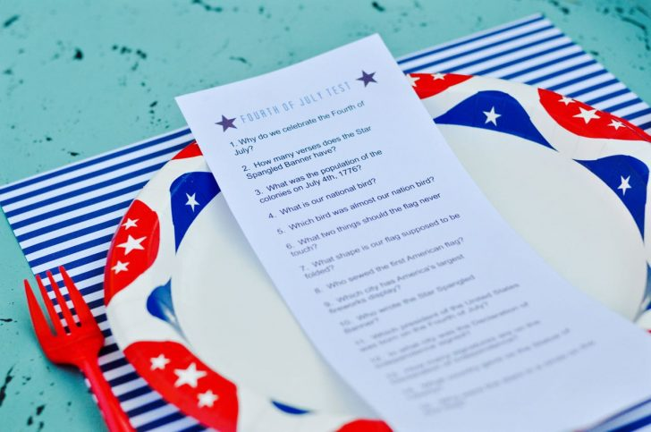 Free Printable 4Th Of July Trivia Questions And Answers