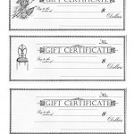 Free Printable   Gift Certificates   The Graphics Fairy   Free Printable Gift Coupons