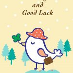 Free Printable Goodbye And Good Luck Greeting Card | Littlestar   Free Printable Good Luck Cards