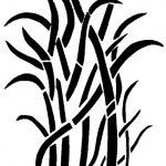 Free Printable Grass Camo Stencils   Hunting   Camo Stencil   Free Printable Camouflage Stencils