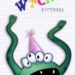 Free Printable Greeting Cards   The Kids Love To Make Cards With   Free Printable Birthday Cards For Kids