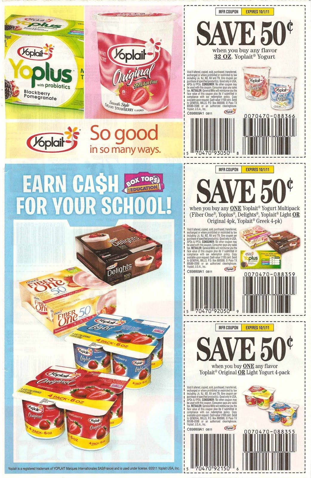 Free Printable Grocery Coupons For Groceries, Food, Family And - Manufacturer Coupons Free Printable Groceries