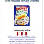 Free Printable Grocery Couponsdavid Wabasse   Issuu   Manufacturer Coupons Free Printable Groceries