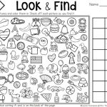 Free, Printable Hidden Picture Puzzles For Kids   Free Printable I Spy Puzzles