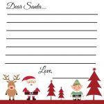 Free Printable Holiday Wish List For Kids | Making Lemonade   Free Printable Christmas Wish List