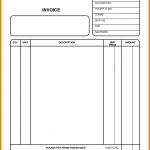 Free Printable Invoice Template Pdf | Shop Fresh   Free Printable Invoice Templates