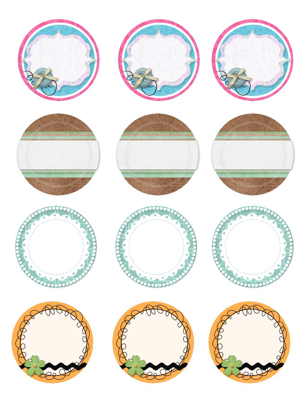 Free Printable Jar Labels. | Diy | Mason Jar Lids, Jar Lids, Canning - Free Printable Labels For Jars
