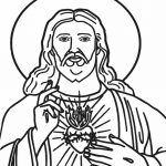Free Printable Jesus Coloring Pages For Kids | Cool2Bkids   Free Printable Jesus Coloring Pages