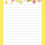 Free Printable Letter Paper | Printables To Go | Free Printable   Free Printable Stationery Paper