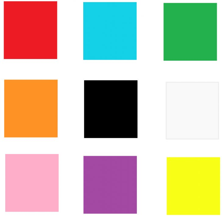 Color Flashcards Printable Free