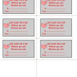Free Printable Love Coupons For Candlelit Bath | Free Printables For   Free Printable Kinky Coupons For Him