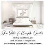 Free Printable Love Signs   The Girl Creative   Free Printable Bedroom Door Signs