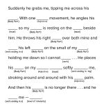 Free Printable Mad Libs For Kids (97+ Images In Collection) Page 2   Free Printable Mad Libs For Middle School Students