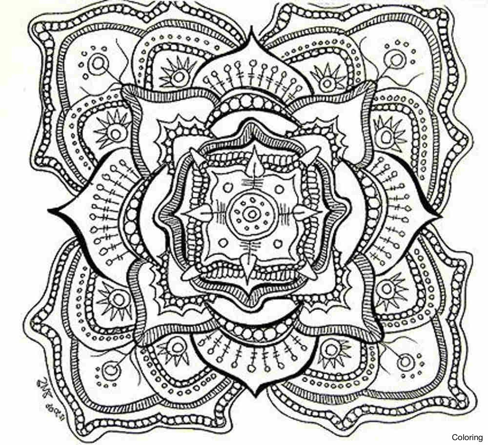 Free-Printable-Mandalas-Coloring-Mandala-Pages-For-Adults-5F-To - Free Mandalas To Colour In Printable