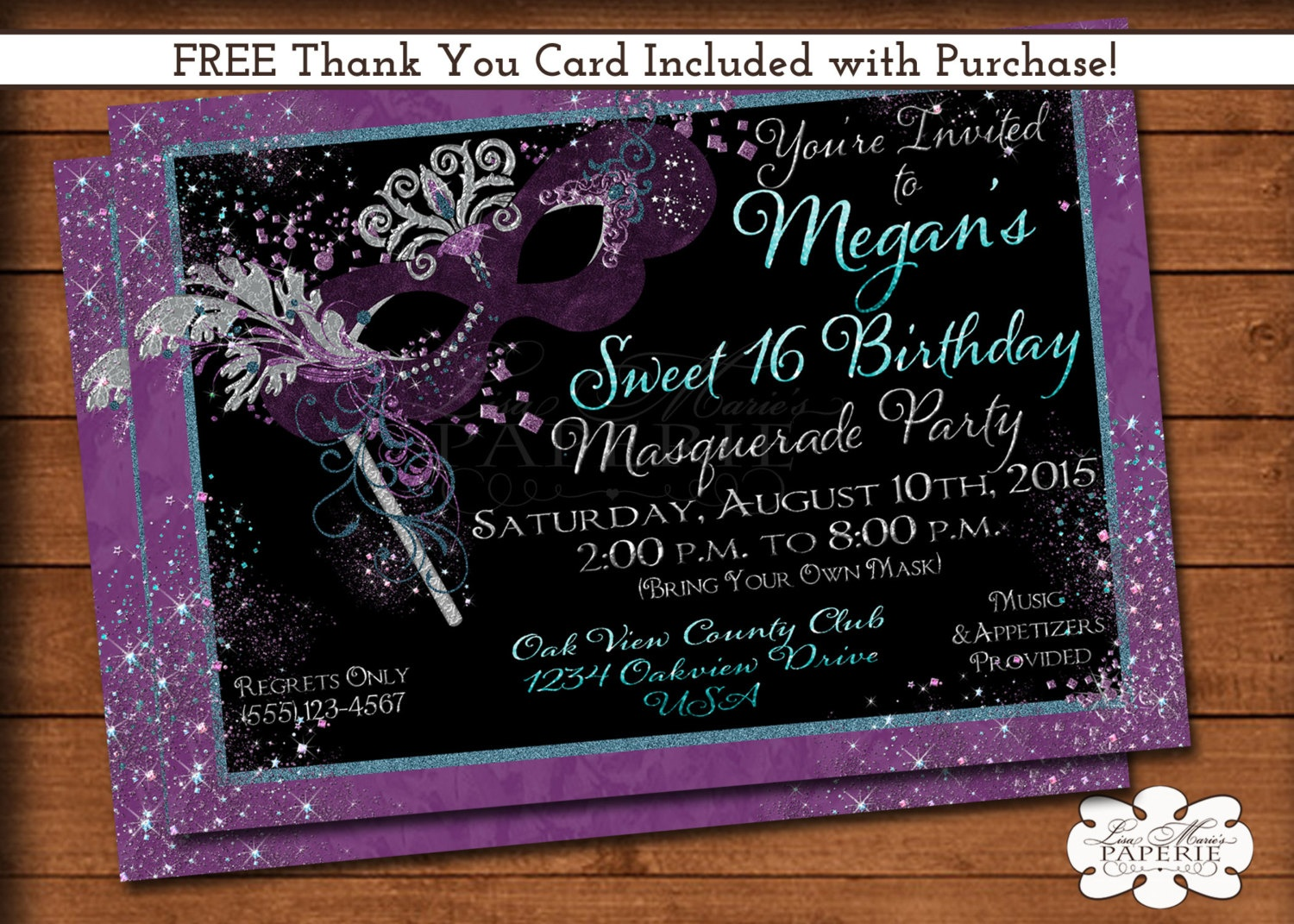 Free Printable Masquerade Party Invitations - Kaza.psstech.co - Free Printable Masquerade Birthday Invitations