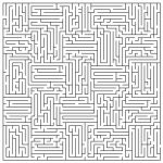 Free Printable Mazes For Kids, Toddlers & Adults   Free Printable Mazes For Kids