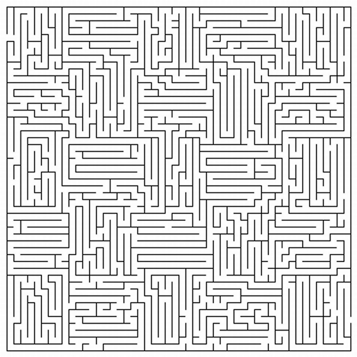 Free Printable Mazes For Kids, Toddlers & Adults - Free Printable Mazes For Kids