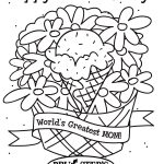 Free Printable Mothers Day Coloring Pages For Kids | Coloring   Free Printable Mothers Day Coloring Pages