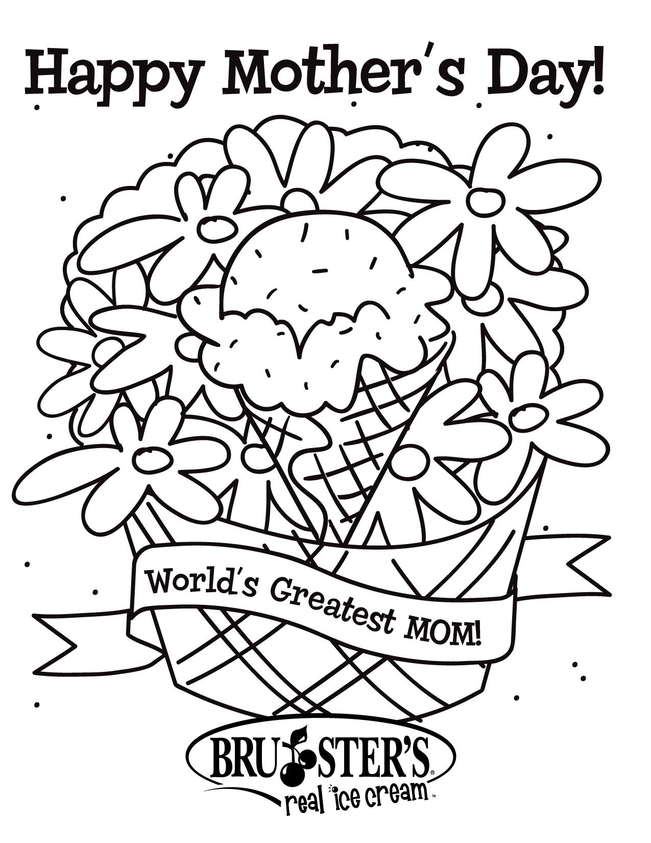 Free Printable Mothers Day Coloring Pages For Kids | Coloring - Free Printable Mothers Day Coloring Pages