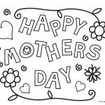 Free Printable Mothers Day Coloring Pages For Kids | Cool2Bkids   Free Printable Mothers Day Coloring Pages