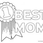 Free, Printable Mother's Day Coloring Pages   Free Printable Mothers Day Cards To Color