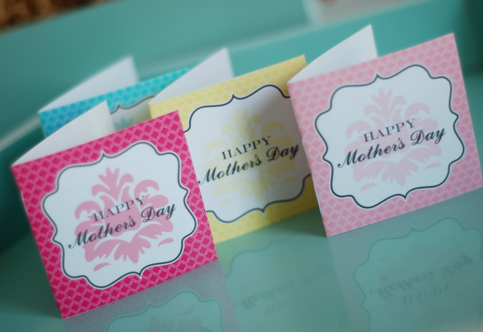 Free Printable: Mother's Day Freebies - Anders Ruff Custom Designs, Llc - Free Printable Enclosure Cards