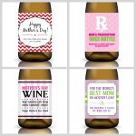 Free Printable Mother's Day Wine Labelsgifted Labels | Gift   Free Printable Wine Labels With Photo