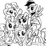 Free Printable My Little Pony Coloring Pages For Kids | Cool Stuff   Free Printable Coloring Pages Of My Little Pony