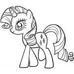 Free Printable My Little Pony Coloring Pages For Kids   Free Printable Coloring Pages Of My Little Pony