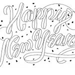 Free Printable New Years Coloring Pages For Kids   New Year Coloring Pages Free Printables