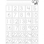 Free Printable Number Chart 1 30 | Kinder | Number Tracing   Free Printable Number Flashcards 1 30