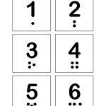 Free Printable Pecs – Numbers 1 Through 10 | Wordsofhisheart   Free Printable Numbers 1 10