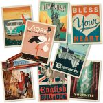 Free Printable Postcard Template — Literacy Ideas   Free Printable Postcards