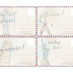 Free Printable Postcards From Around The World   Word Traveling   Free Printable Postcards