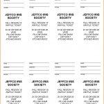 Free Printable Raffle Tickets   Free Printable Raffle Ticket   Free Printable Raffle Tickets
