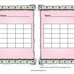 Free Printable Reward And Incentive Charts   Free Printable Incentive Charts For Teachers