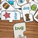 Free Printable Rhyming Puzzles | Rhyming | Phonemic Awareness   Free Printable Rhyming Activities For Kindergarten