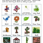 Free Printable Scavenger Hunt | Scavenger Hunts For Kids  Kanapaha   Free Printable Scavenger Hunt For Kids